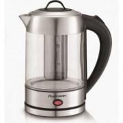Нагревателна кана Rohnson R-7605, Мощност 2000W, Функция за запазване на топлината, Филтър за чай