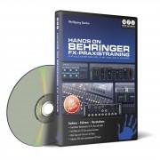 DVD Lernkurs Hands On Behringer - FX-Praxistraining