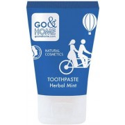 GO&HOME Toothpaste Herbal Mint - 30 ml