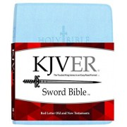 King James Version Easy Read Sword Value Thinline Bible Personal Size Lavender Ultrasoft, Hardcover/Whitaker House