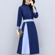 Vestido de Oficina E-Thinker