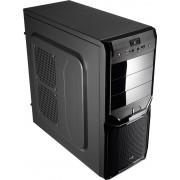 Caixa AEROCOOL V3X Adv. ATX/Micro-ATX/Mini-ITX/Midi-Tower Midi-Tower, 1xUSB3.0/2.0, Black - V3XADBK