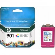 HP 901 (CC656AE) Tri-colour Officejet Ink Cartridge (9m), HP Officejet J4580 All-in-One