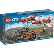 City - Vliegveld luchtvaartshow