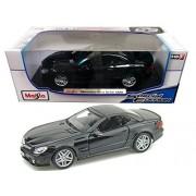 MAISTO 1:18 SPECIAL EDITION MERCEDES-BENZ SL 65 AMG DIECAST MODEL CAR