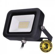SOLIGHT LED venkovní reflektor Pro 20W/230V/5000K/1700Lm/IP65, černý
