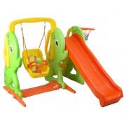 Pilsan - Детска пързалка с люлка 06161