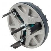 Wolfcraft AH állítható lyukfűrész szárazépítéshez, szantier, ? 35,50,54,63,67,83 mm 5984000