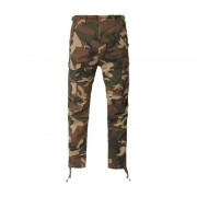 Alpha Cargohose mit Camouflage-Muster