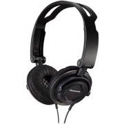 Panasonic RP-DJS150MEK Headphones Black