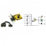 EXSYS Carte PCI sérielle /parallèle 16C950 SPP / BPP