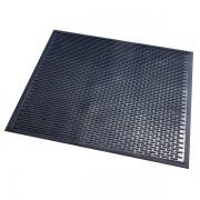 Zerbino in nitrile nero Floortex SC8575 - 394063 nero - SC8575