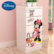 Comoda cu 5 sertare Shopping Minnie