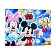 Disney Mickey Mouse Toy Storage Box, Blue
