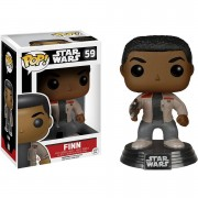 Pop! Vinyl Figura Pop! Vinyl Finn - Star Wars: Episodio VII