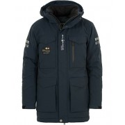 Sail Racing Glacier Bay Parka Navy