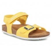 Geox Sandales GEOX - J028MC 000BC C2004 S Lt Yellow