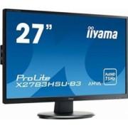 Monitor LED 27 Iiyama ProLite X2783HSU-B3 Full HD 4ms