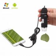 Draagbare 500x 800x 1000x USB Digitale Microscoop Camera Vergroting Endoscoop OTG met Stand voor Samsung Android Mobiele Windows