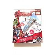 3D Marvel Avengers The Quinjet Mini 3D Puzzle