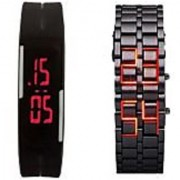 True Choice Stylish Sport Watch with Light For All