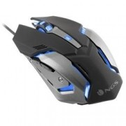 NGS MOUSE GAMING GMX-100 7 PULSANTI CON LED FINO A 2200DPI 8435430609295