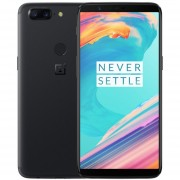 OnePlus 5T Dual Sim (6GB. 64GB) 4G LTE - Midnight Black