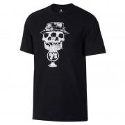Tricou barbati Converse Palm Print Skull 10005905-001