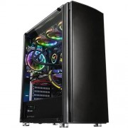 Carcasa Thermaltake Versa H27 Tempered Glass Black, fara sursa