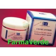 Crema Antirid cu Germeni de Grau 50 ml TIS Farmaceutic