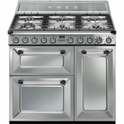 Smeg TR93X Cucina Victoria, acciaio inox, 90x60. Classe BA