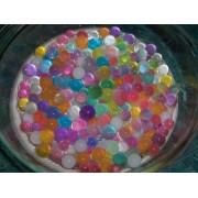 16oz Jelly Beads (Tm) Water Bead Gel Rainbow Mix