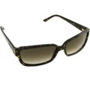 Carrera Rectangular Sunglasses(Grey)