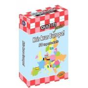 Schoolsupport Quiz It! Junior: Kris Kras Europa! (Toporaadsels)