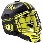 Tempish Hector Color Goalie Mask (Lime)