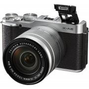 Cámara Fujifilm X-A2 XC 16-50mm MOS APS-C De 16,3 Megapíxeles Efectivos Con Filtro De Color Primario Color Negro O Cafe