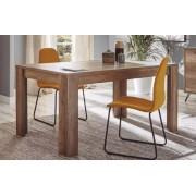 items-france NATURA T - Table a manger rectangulaire en bois 160x90x75cm