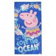 Peppa Pig Greta Gris handduk