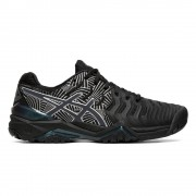 Asics Gel-Resolution 7 Tennisschoenen Dames - zwart