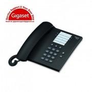 Gigaset DA 100 Corded Landline Phone(Black)