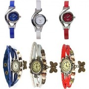 TRUE COLORS ALL in ONE SUPER HIT COMBO ALL TIME HOT SELLING Analog Watch - For Girls Couple Couple