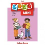 Loco Mini: Ik leer lezen 5-6 jaar groep 2 - Helga van de Ven