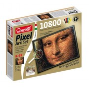 Quercetti Mona Lisa Pixel Art Set