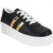 Clymb Zapo Black Sneakers For Womens In Various Sizes