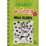Diario de Greg 8: Mala Suerte, Hardcover