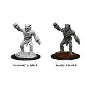 Wizkids D&D Nolzur's Marvelous Miniatures Unpainted Miniatures Stone Golem Case (6)
