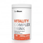 GymBeam Vitality Complex Drink 360 g