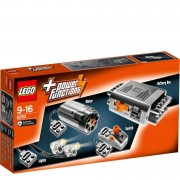 Lego Technic: Set de Motores Power Functions (8293)