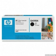 HP 124A Black Original Color LaserJet Q6000A Print Cartridge, Black (up to 2,500 pages) (Q6000A)