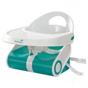 Booster Sit 'n Style Alb/Turquoise